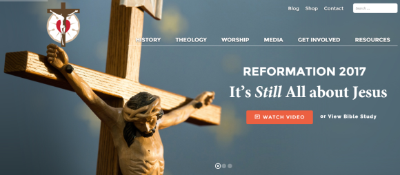 Reformation Website Image