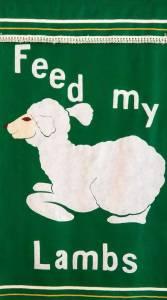 Feed My Lambs Image