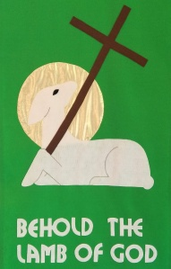 Behold The Lamb Of God Image